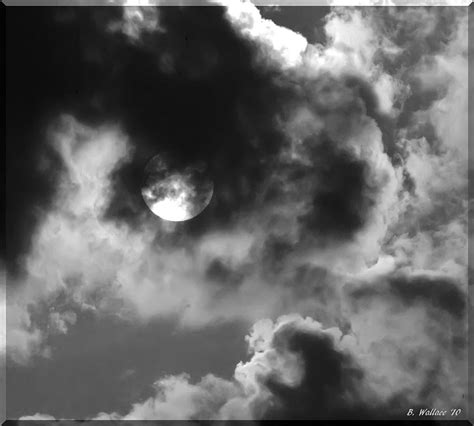 sunshine and clouds an interview sun and clouds grayscale photograph by brian wallace