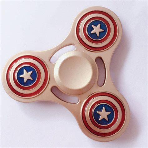Spinner Metal Captain America Fidget Spiner Alumin Limited 200 best fidget spinner kinetic images on