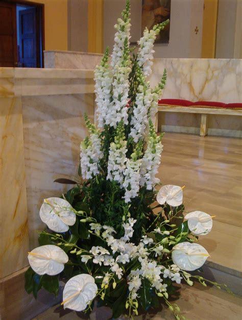 fiori per la liturgia arte floreale per la liturgia santa pasqua