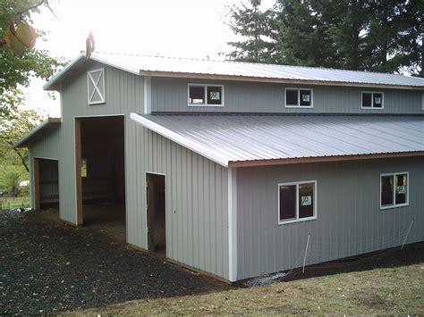 pole barn house plans with photos joy studio design monitor style pole barn builders in oregon joy studio