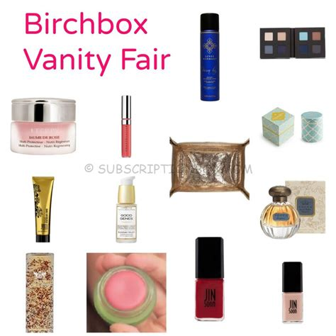 Vanity Box Hair Coupons by Vanity Subscription Box