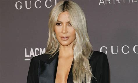 keeping up with the kardashians kim blonde is full time kanye west prefers kim kardashian with blonde hair