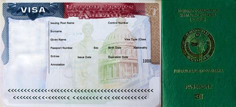 Documents Required For Us Visa In Nigeria