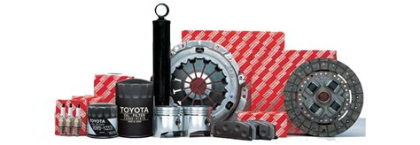Toyota Genuine Parts Toyota Genuine Parts