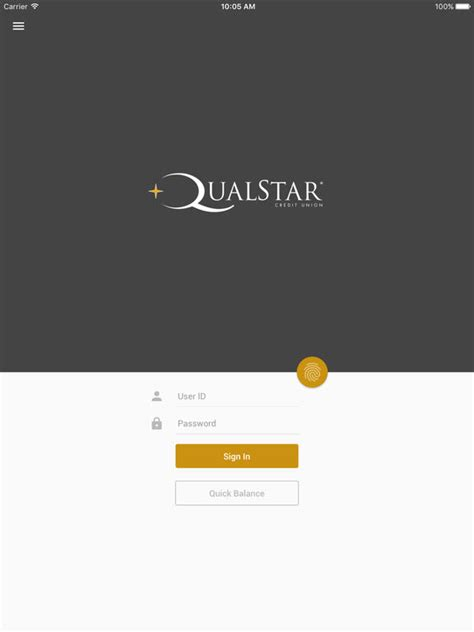 credit union mobile qualstar credit union mobile banking on the app store