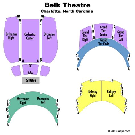 belk theatre seating plan come fly away may 06 tickets belk theatre come