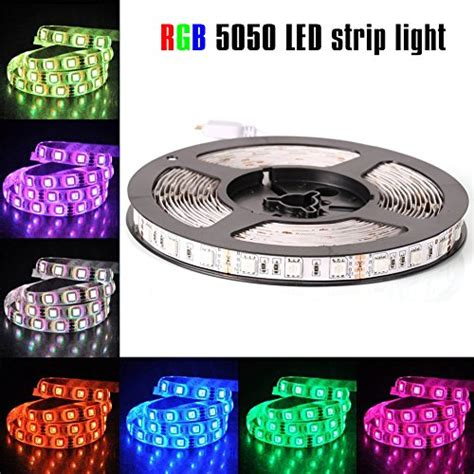 12v smd led lights econoled 12v flexible smd 5050 rgb led strip lights led