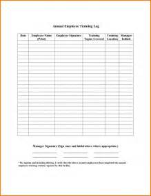 training log template 21963686 png scope of work template