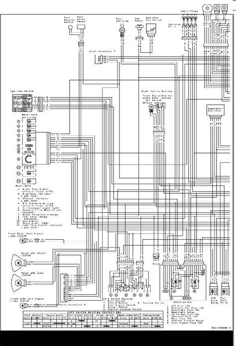 kawasaki z1000 wiring diagram wiring diagram with