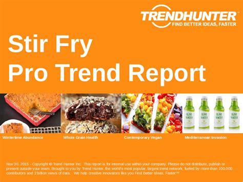 Cover Stirsarung Setirsarung Stir Custom custom stir fry trend report custom stir fry market research