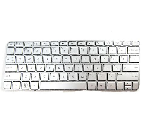 hp us layout keyboard hp mini 210 210 3000 silver us layout keyboard hp mini 210