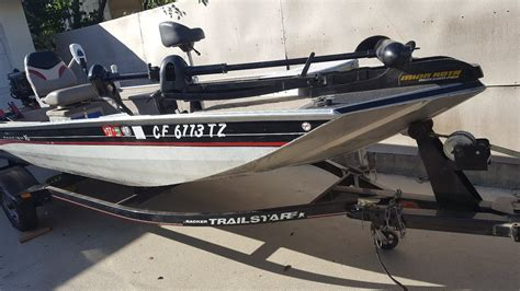 aluminum bass boats for sale in california bass tracker 2005 for sale for 5 300 boats from usa