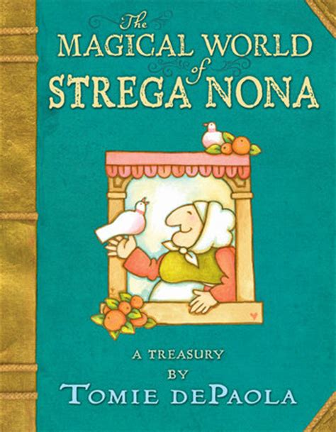 Nonna Pinguin the magical world of strega nona a treasury penguin