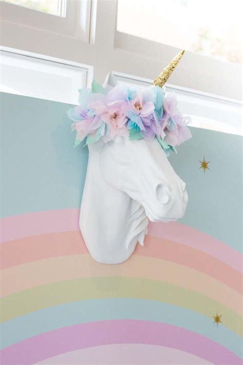 unicorn themed bedroom best 25 unicorn decor ideas on pinterest