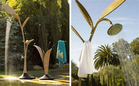 doccia da giardino solare docce ecologiche per esterni energia solare per
