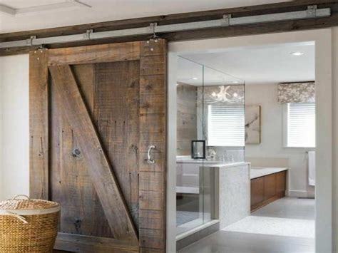 interior doors for homes barn doors for bathroom lustwithalaugh design