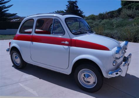1960s Fiat 500 For Sale 1960 Fiat 500 Nuova Sport Matching Numbers Fully Restored