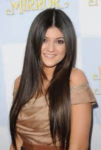 Kylie jenner sleek haircuts for long hair hairstyles weekly
