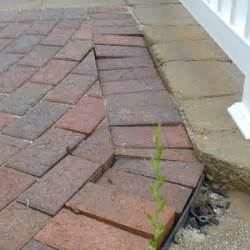 Patio Bricks Home Depot by The Top 7 Problems And Solutions For Interlocking Concrete