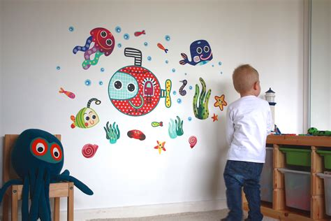 doodlebug nursery competition win beautiful nursery wall from witty doodle