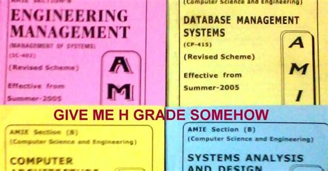 amie study notes for section a free download how to get h grade easily in amie subjects amie study