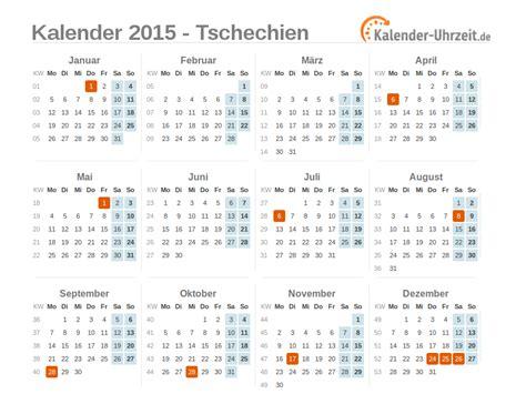 Feiertage Kalender 2015 Feiertage 2015 Tschechien Kalender 220 Bersicht