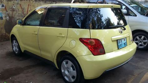 Toyota Ist Toyota Ist 2003 For Sale
