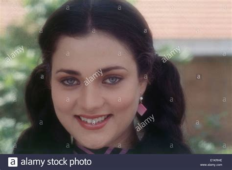 actress mandakini husband photo portrait of mandakini indian film actress stock photo