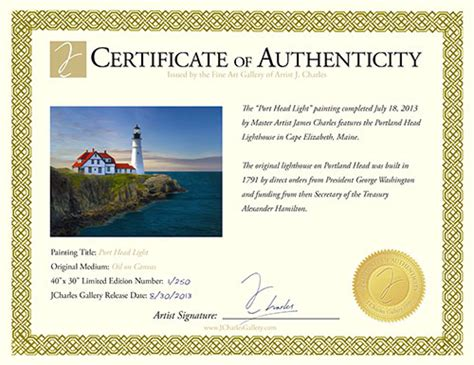 certification letter of authenticity frequently asked questions new gallery of