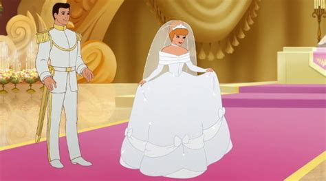 Cinderella Wedding Dress Animation by Top 10 Of My Favorite Disney Wedding Gowns Position 1