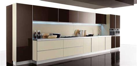 cocinas lineales grandes  pequenas cocinas  estilo