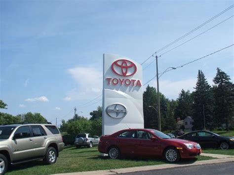 Toyota Dealer Rochester Ny Vanderstyne Toyota Car Dealership In Rochester Ny 14626