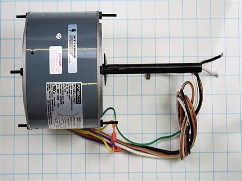 d7907 fasco 1075 rpm ac air conditioner condenser fan