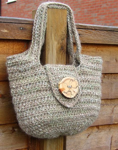 pattern crochet bag free a blade of grass free crochet pattern the pipistrelle