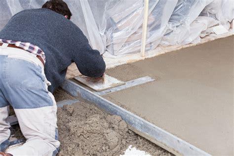 Zementestrich Trockenzeit by Estrich Legen Das Ist Wichtig