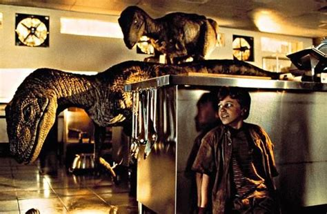 Senter Polisi Senter Parkir 30cm inside the of the legendary jurassic park kitchen