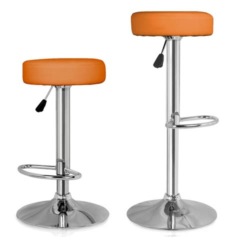 office bar stools bar stool set of 2 faux leather office chair kitchen