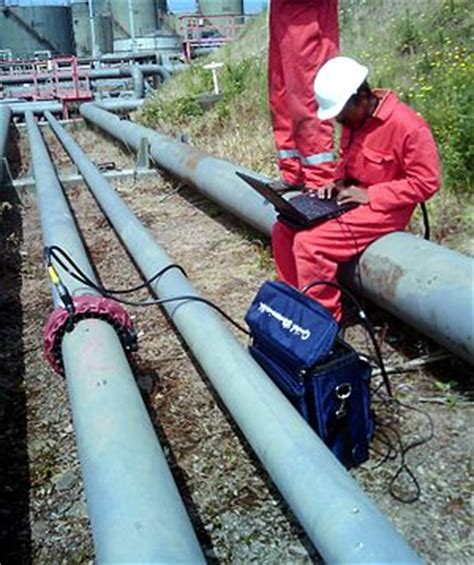 Pipeline Inspectors by Guided Wave Testing
