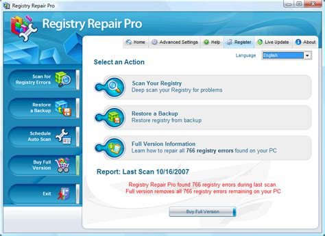best pc registry repair software registry repair free and software reviews autos