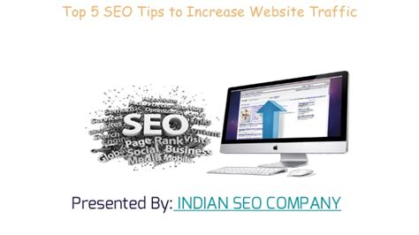 7 Tips On Increasing Website Traffic by Seo Tips To Increase Website Traffic