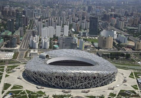 The Birds Nest bird s nest facts beijing national stadium