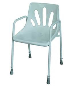 steel shower chair without wheel for bathroom shower