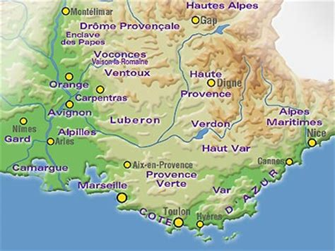 Locations gites Provence