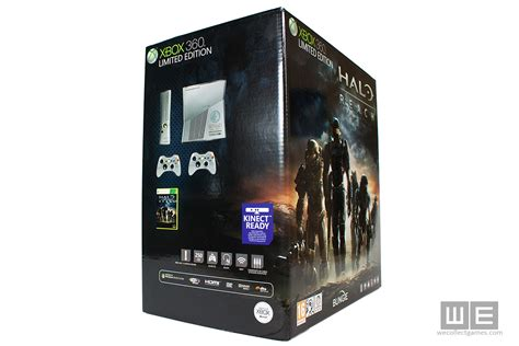 halo reach xbox 360 console xbox 360 250gb halo reach limited edition console