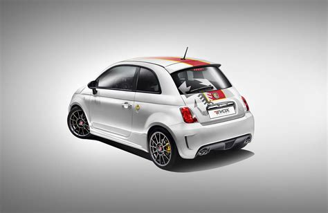 performance fiat abarth 500 gets alpha n performance goodies