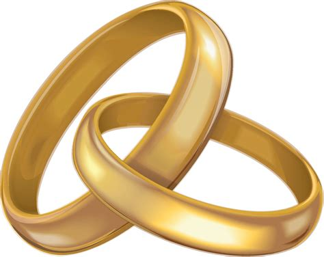 joined wedding rings clipart clipartxtras