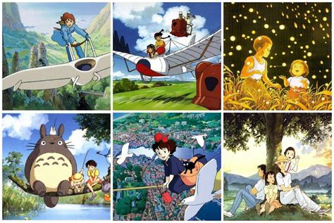 ghibli film order watching every ghibli movie in chronological order brief