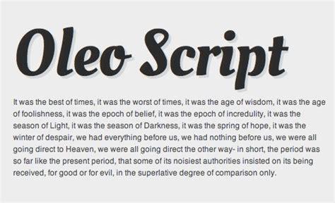 design font css the 10 best script and handwritten google web fonts
