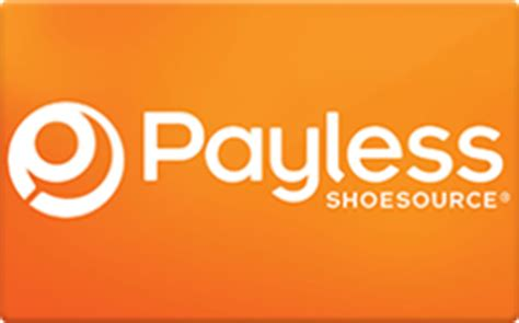 Payless Gift Card - buy payless shoes gift cards raise