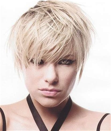 short haircut that adds volume go for a pixie cut with extra long tresses this adds